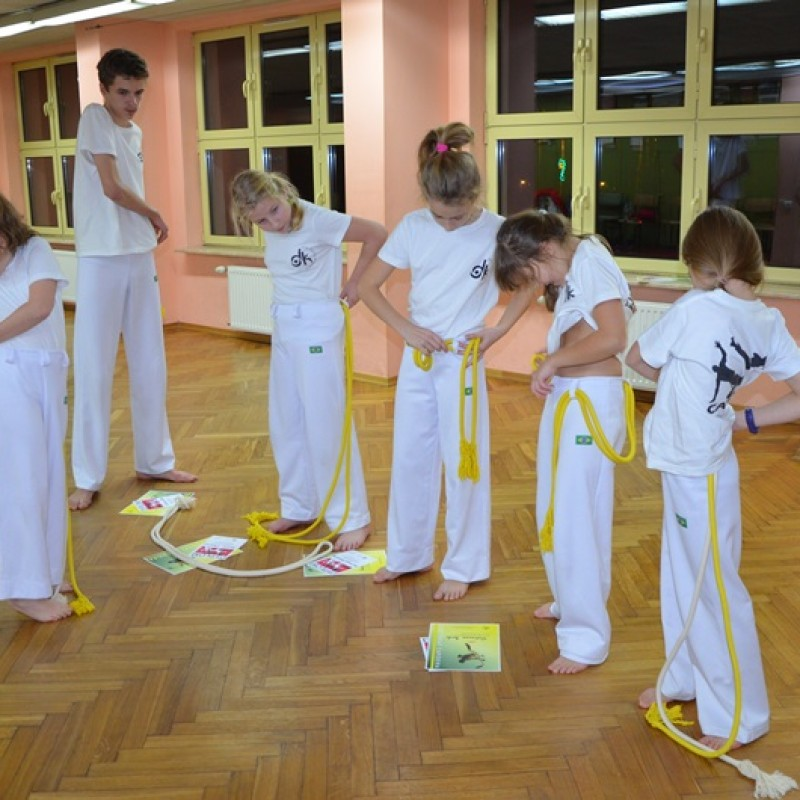 Capoeira w DK