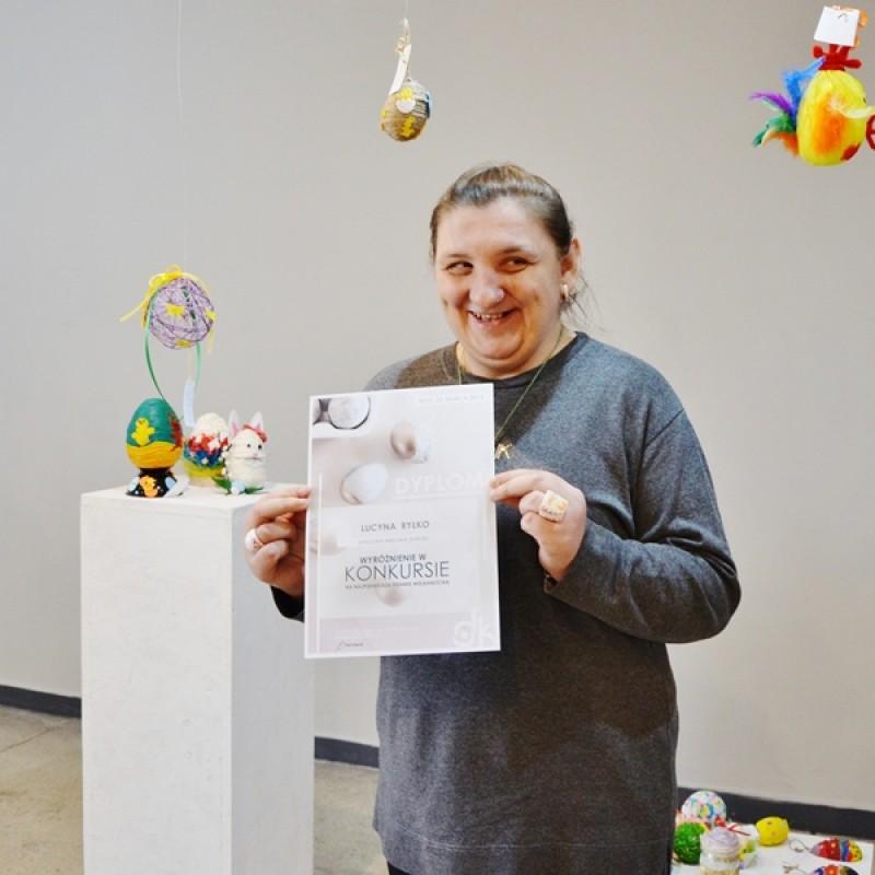 Wernisaż wystawy Konkursu na Najpiękniejszą Pisankę Wielkanocną 2018