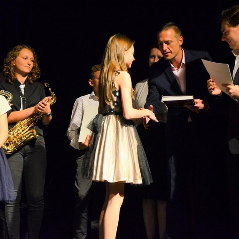 """Gala Finałowa X Konkursu Muzyki Instrumentalnej  """"O Złoty Klucz Wiolinowy"""""""