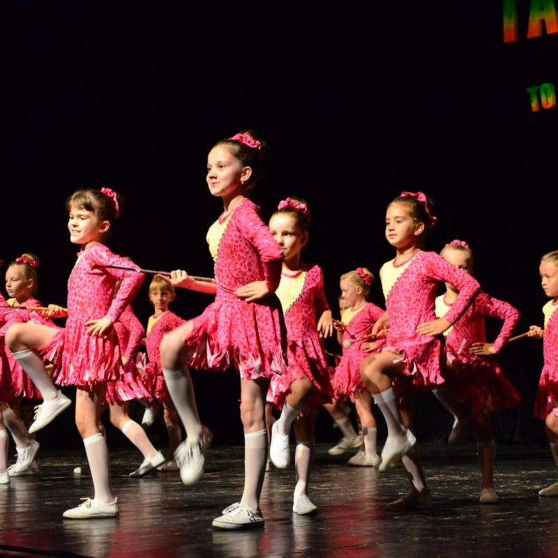 Zakończenie szkółki tanecznej
