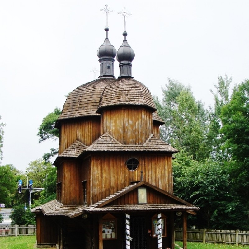 Wycieczka Lublin - Kozłówka