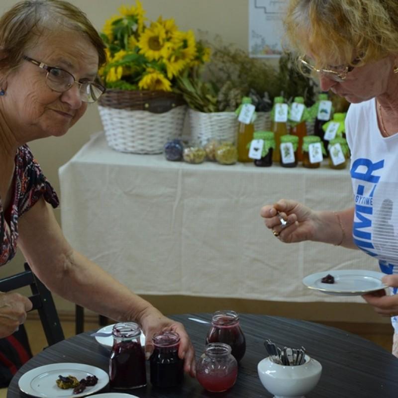 Pyszne Chwasty - V Senioralia w Kętach