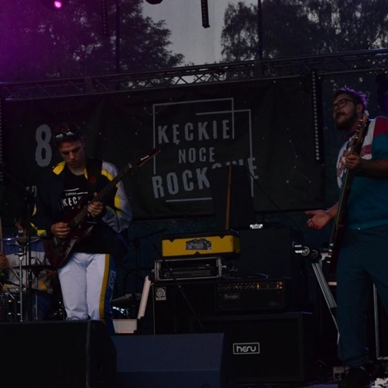 Kęckie Noce Rockowe 2018