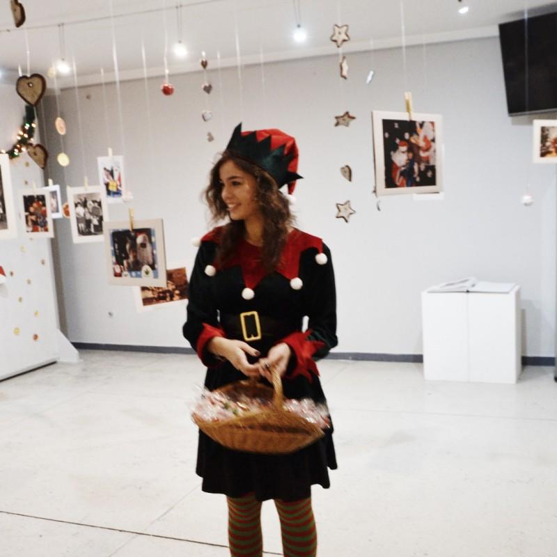 Zdjęcia ze św. Mikołajem