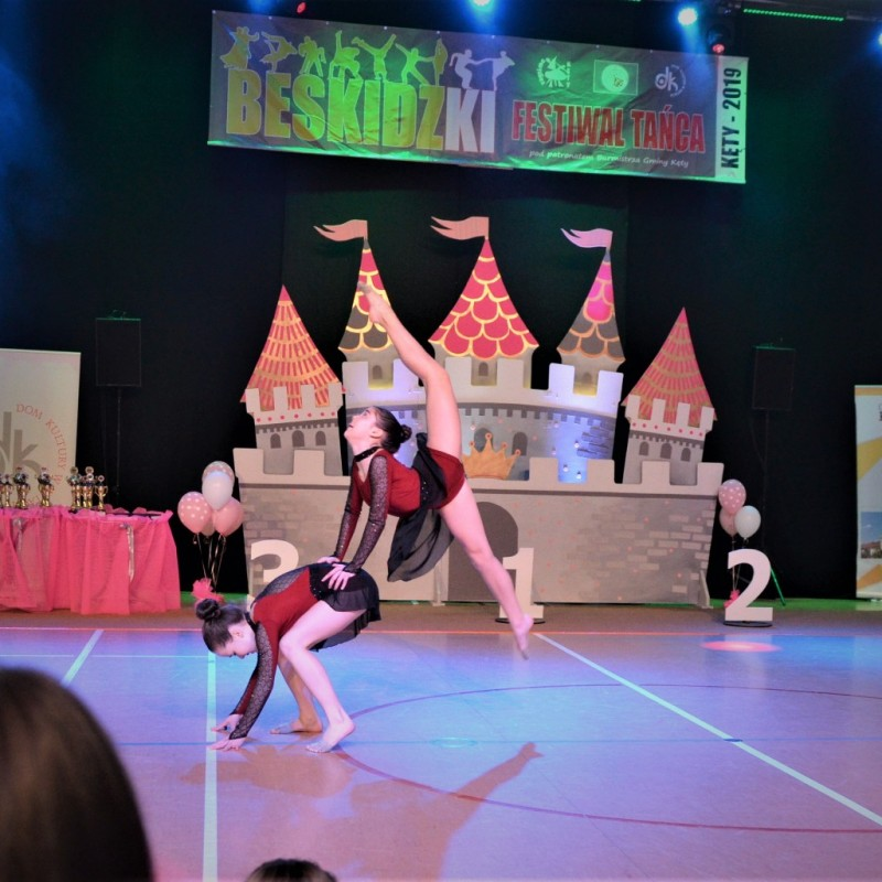 Beskidzki Festiwal Tańca 2019Beskidzki Festiwal Tańca 2019