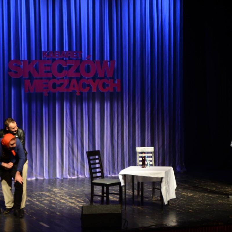 Kabaret Skeczów Męczących