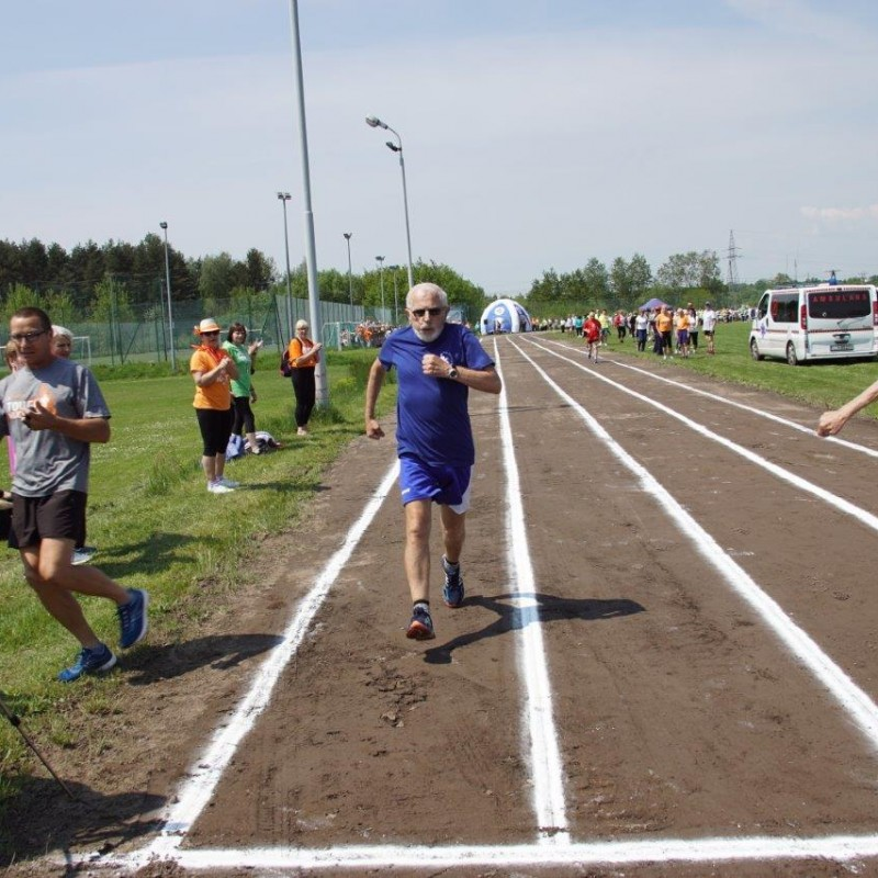 """SUKCES SENIORÓW z Kęt na Olimpiadzie """"Trzeci Wiek na Start"""" w Łazach"""