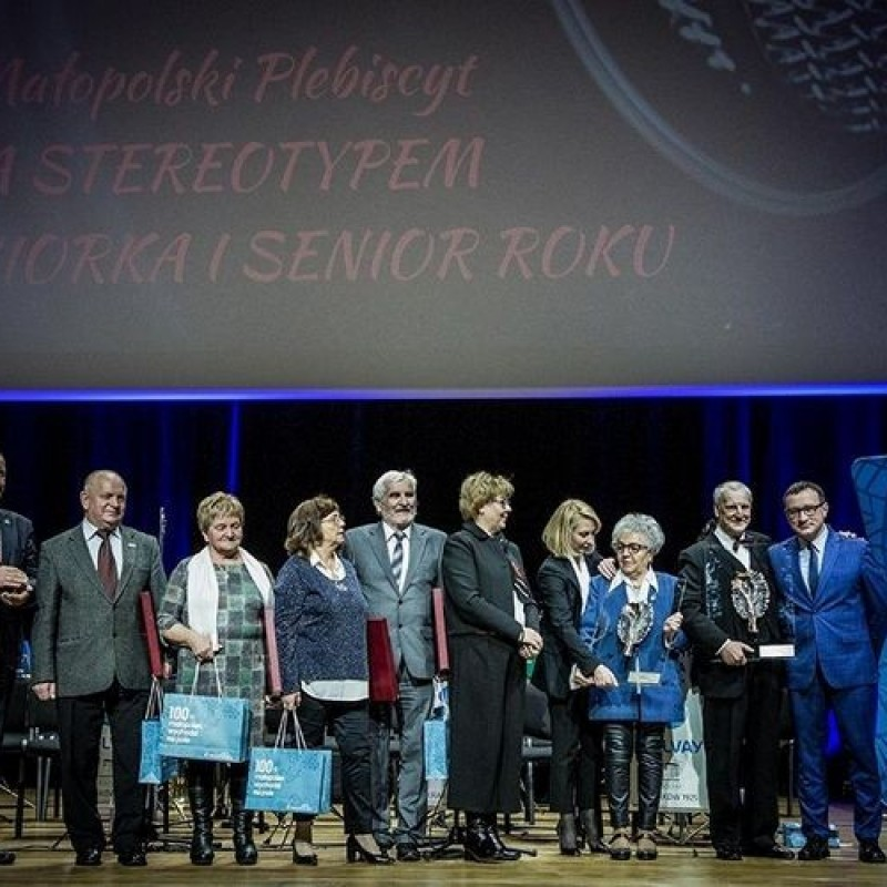 Senior Roku - Marek Wągiel