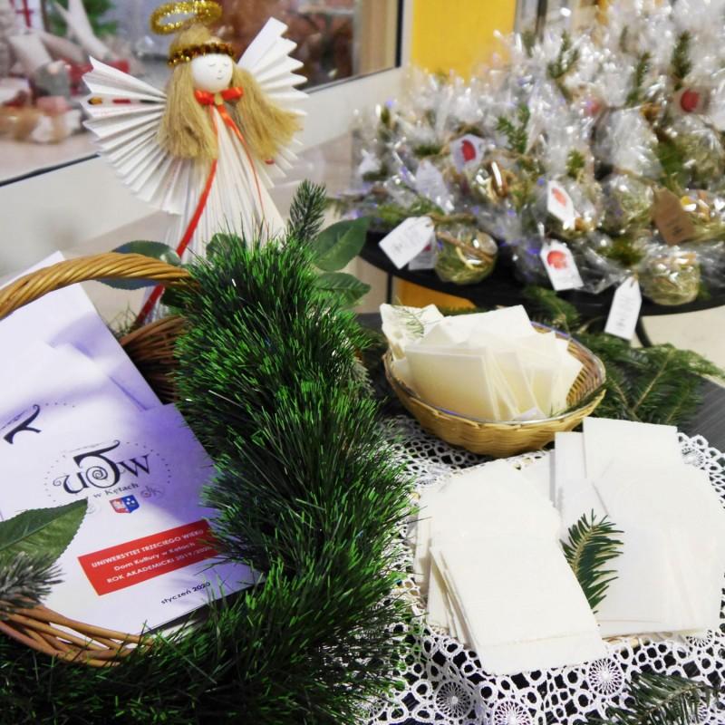 Życzenia świąteczne UTW 16.12