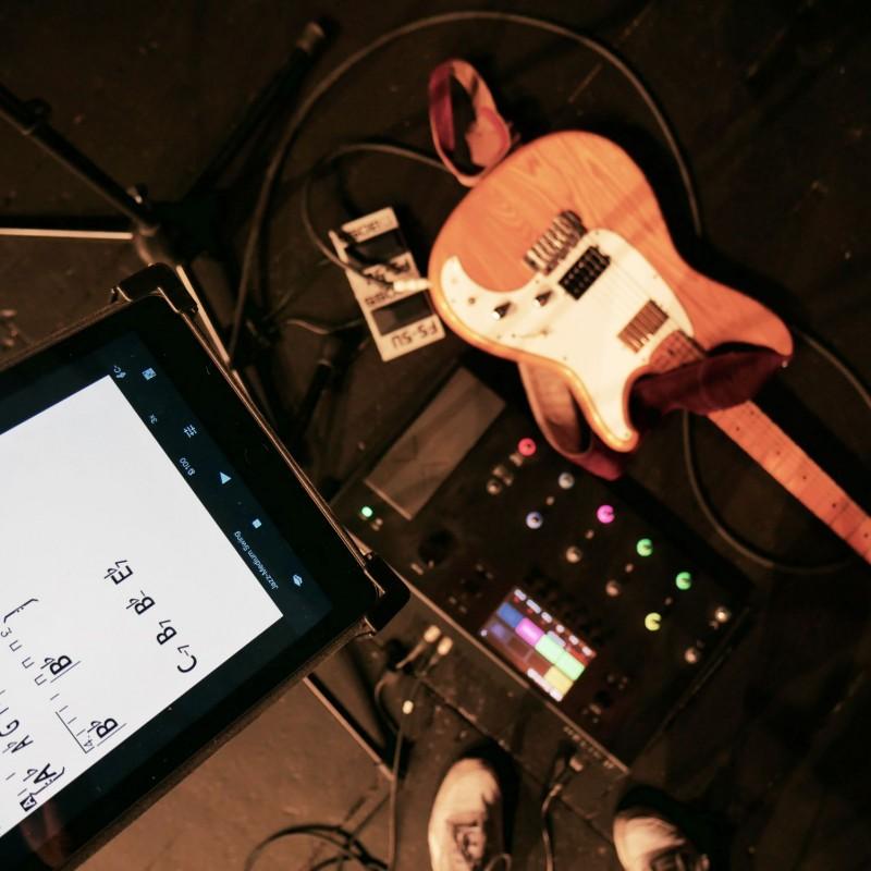 Elektronika ukryta w instrumentach